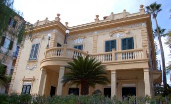 villa mela - mondello (pa)