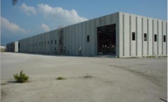 Edifici industriali e produttivi | sandtex