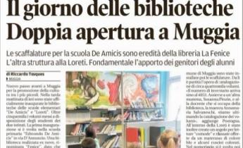 Scuola: Sandtex dona le pitture per due biblioteche.jpg