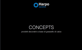 Sandtex | Concepts | Prodotti decorativi a base grassello di calce