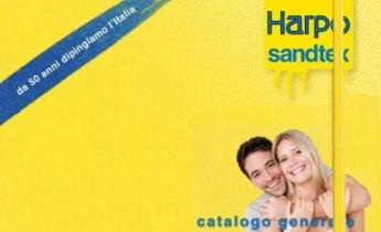 Depliant Sandtex Pitture - CATALOGO GENERALE