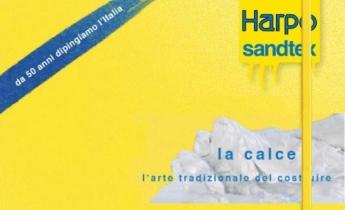 Depliant Sandtex Pitture -  LA CALCE
