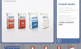 Vandex SUPER - Divisione Sandtex Cementi