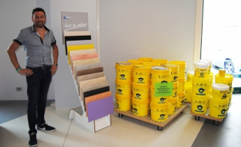 Nuovo colorificio sandtex in lombardia