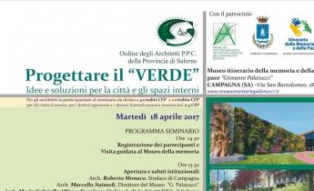 Progettare il verde_convegno Campagna (SA)