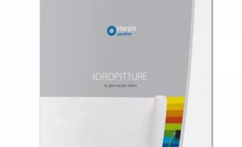 Idropitture: la gamma per interni sandtex | Harpo spa