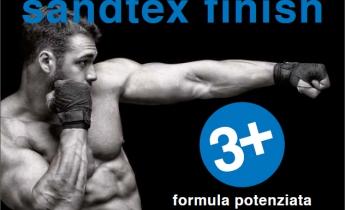 Nuovo sandtex finish 3+ più resistente alle muffe, più duraturo, più traspirante