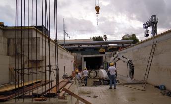 Impermeabilizzazione di sottopassi stradali e ferroviari