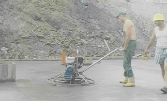 Impermeabilizzazione di pavimentazioni industriali