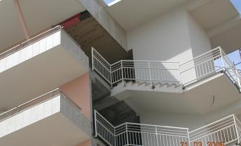 Impermeabilizzazione di balconi