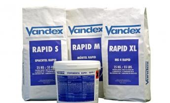 Sandtex - Vandex System